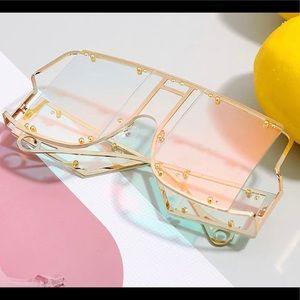 Women luxury glasses